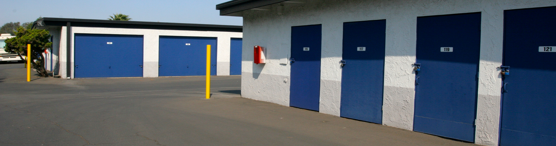 Storage Units in Lakeside CA