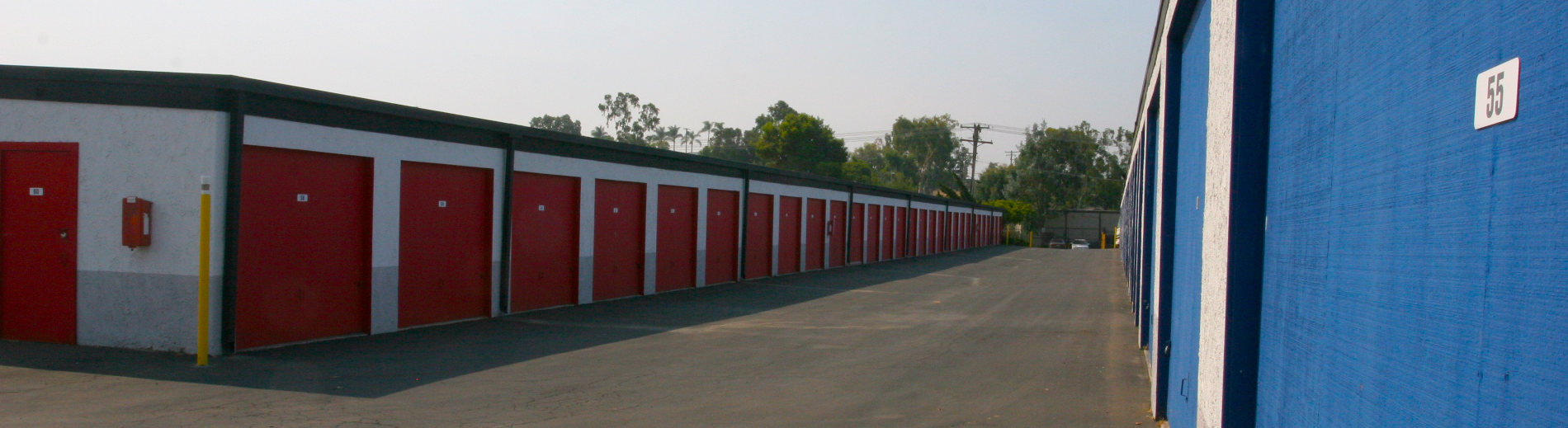 Secured Storage Facility in Lakeside